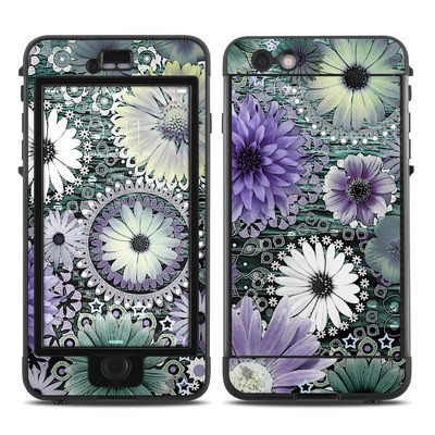 Lifeproof iPhone 6 Plus Nuud Case Skin - Tidal Bloom