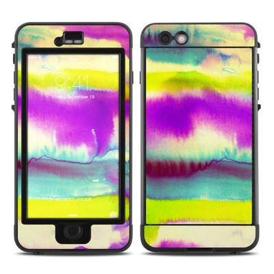 Lifeproof iPhone 6 Plus Nuud Case Skin - Tidal Dream