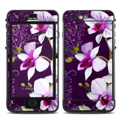 Lifeproof iPhone 6 Plus Nuud Case Skin - Violet Worlds