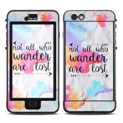 Lifeproof iPhone 6 Plus Nuud Case Skin - Wander
