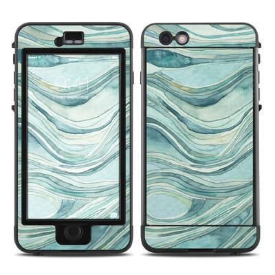 Lifeproof iPhone 6 Plus Nuud Case Skin - Waves