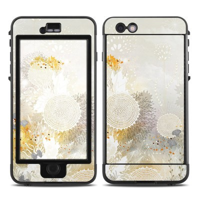 Lifeproof iPhone 6 Plus Nuud Case Skin - White Velvet