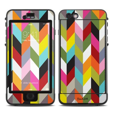Lifeproof iPhone 6 Plus Nuud Case Skin - Ziggy Condensed