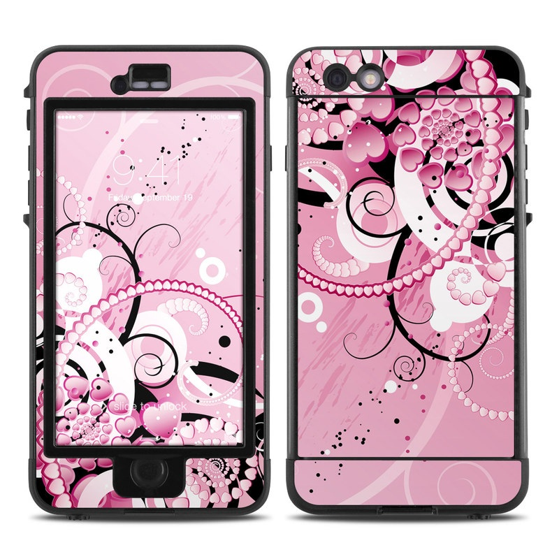 newest 78651 6f6c0 Lifeproof iPhone 6 Plus Nuud Case Skin - Her Abstraction by DecalGirl  Collective