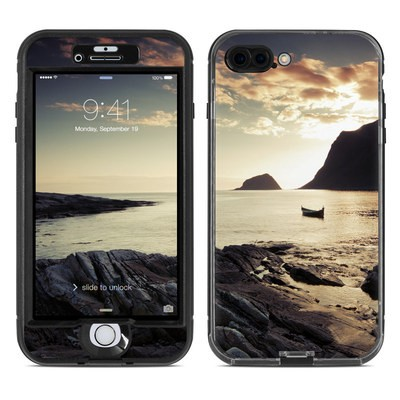 Lifeproof iPhone 7 Plus Nuud Case Skin - Anchored
