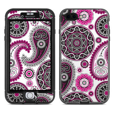 Lifeproof iPhone 7 Plus Nuud Case Skin - Boho Girl Paisley