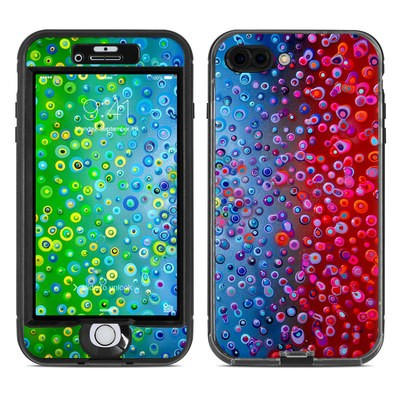 Lifeproof iPhone 7 Plus Nuud Case Skin - Bubblicious