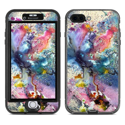 Lifeproof iPhone 7 Plus Nuud Case Skin - Cosmic Flower