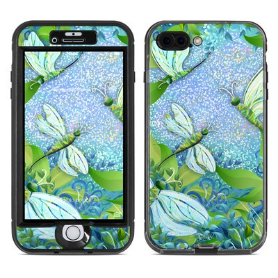 Lifeproof iPhone 7 Plus Nuud Case Skin - Dragonfly Fantasy