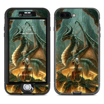 Lifeproof iPhone 7 Plus Nuud Case Skin - Dragon Mage