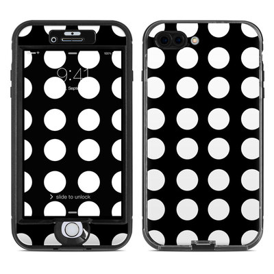 Lifeproof iPhone 7 Plus Nuud Case Skin - Dot Riot