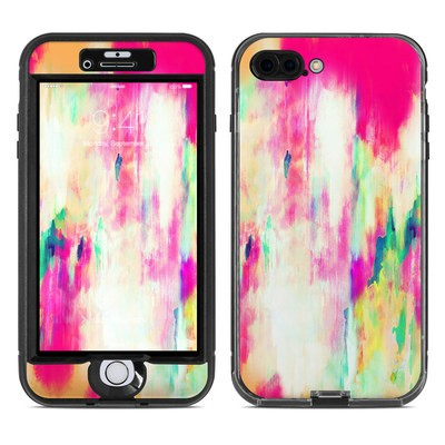 Lifeproof iPhone 7 Plus Nuud Case Skin - Electric Haze