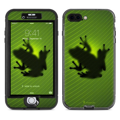 Lifeproof iPhone 7 Plus Nuud Case Skin - Frog