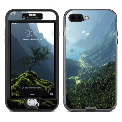 Lifeproof iPhone 7 Plus Nuud Case Skin - Highland Spring
