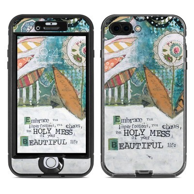 Lifeproof iPhone 7 Plus Nuud Case Skin - Holy Mess