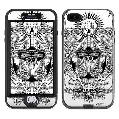 Lifeproof iPhone 7 Plus Nuud Case Skin - Isla De Los Muertos
