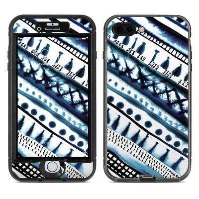 Lifeproof iPhone 7 Plus Nuud Case Skin - Indigo