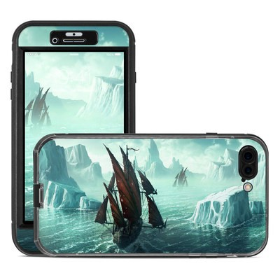 Lifeproof iPhone 7 Plus Nuud Case Skin - Into the Unknown