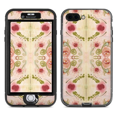 Lifeproof iPhone 7 Plus Nuud Case Skin - Kali Floral