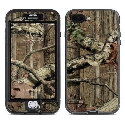 Lifeproof iPhone 7 Plus Nuud Case Skin - Break-Up Infinity