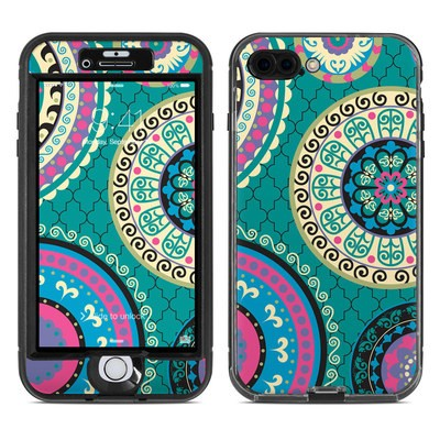 Lifeproof iPhone 7 Plus Nuud Case Skin - Silk Road