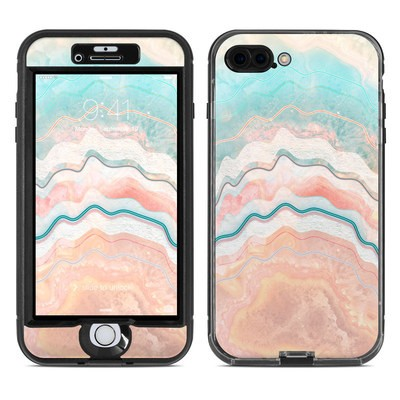 Lifeproof iPhone 7 Plus Nuud Case Skin - Spring Oyster