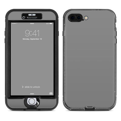 Lifeproof iPhone 7 Plus Nuud Case Skin - Solid State Grey