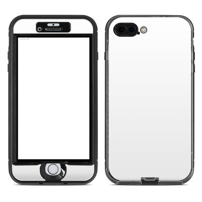 Lifeproof iPhone 7 Plus Nuud Case Skin - Solid State White