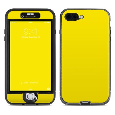 Lifeproof iPhone 7 Plus Nuud Case Skin - Solid State Yellow