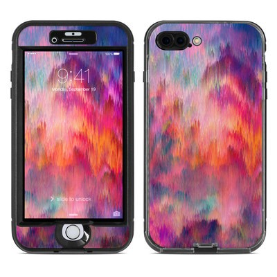 Lifeproof iPhone 7 Plus Nuud Case Skin - Sunset Storm