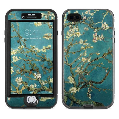 Lifeproof iPhone 7 Plus Nuud Case Skin - Blossoming Almond Tree