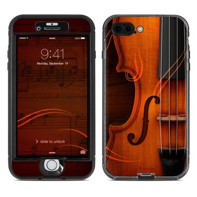 Lifeproof iPhone 7 Plus Nuud Case Skin - Violin