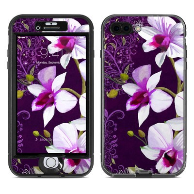 Lifeproof iPhone 7 Plus Nuud Case Skin - Violet Worlds