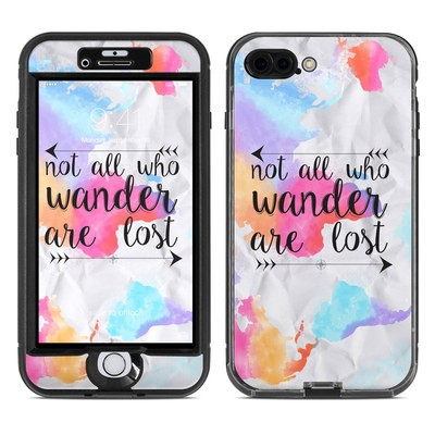 Lifeproof iPhone 7 Plus Nuud Case Skin - Wander