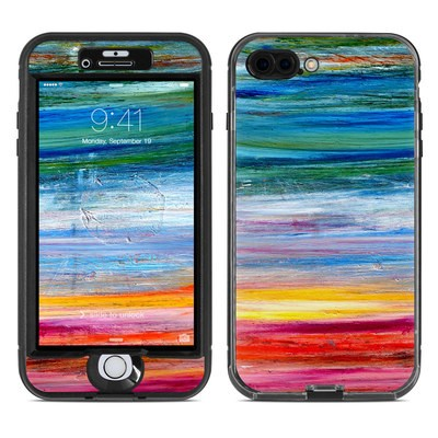 Lifeproof iPhone 7 Plus Nuud Case Skin - Waterfall