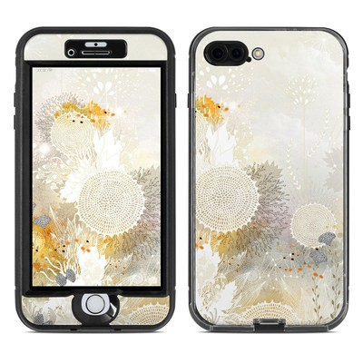 Lifeproof iPhone 7 Plus Nuud Case Skin - White Velvet