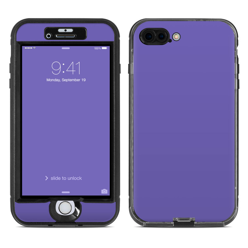 size 40 4a468 ca0ce Lifeproof iPhone 7 Plus Nuud Case Skin - Solid State Purple