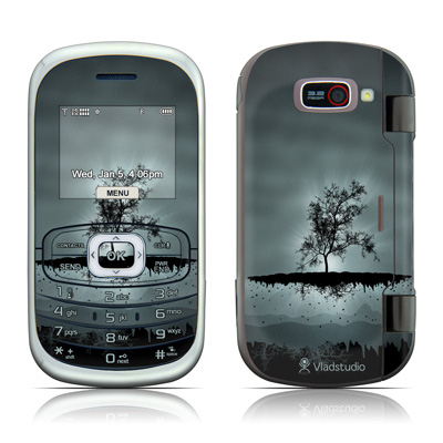 LG Octane Skin - Flying Tree Black
