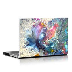 Laptop Skin - Cosmic Flower