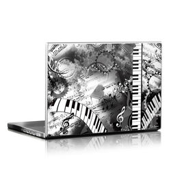Laptop Skin - Piano Pizazz