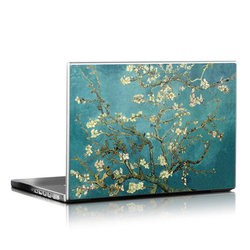 Laptop Skin - Blossoming Almond Tree