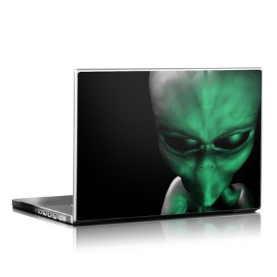 Laptop Skin - Abduction