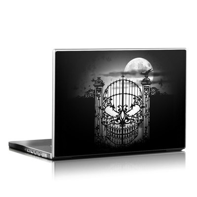 Laptop Skin - Abandon Hope