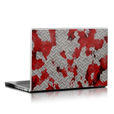 Laptop Skin - Accident