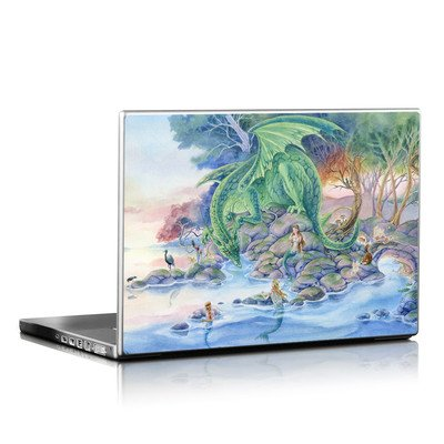 Laptop Skin - Of Air And Sea
