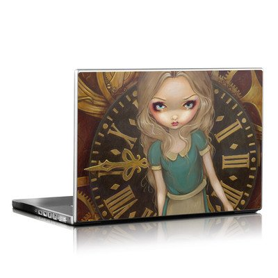 Laptop Skin - Alice Clockwork