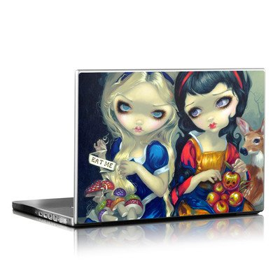 Laptop Skin - Alice & Snow White