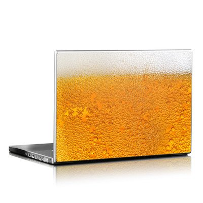 Laptop Skin - Beer Bubbles