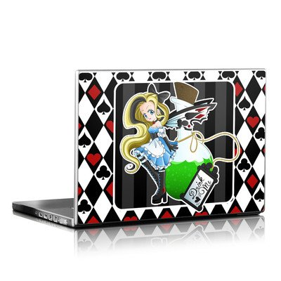 Laptop Skin - Alice