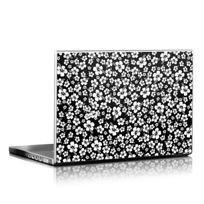 Laptop Skin - Aloha Black
